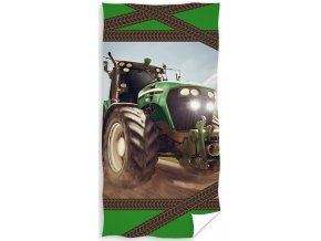 Detska osuska Traktor zeleny