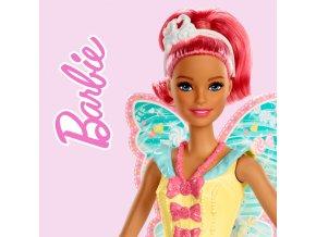 Magicky rucnicek Barbie Motyli Vila BARB2030050