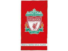 Fotbalova osuska Liverpool FC
