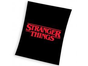 Deka Stranger Things Black
