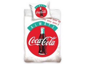Bavlnene povleceni Always Coca Cola