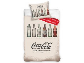 Bavlnene povleceni Coca Cola Retro