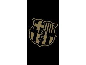 Fotbalova osuska FC Barcelona Gradient Black