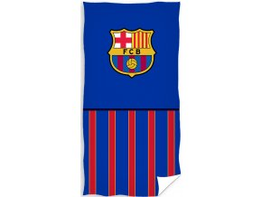 Fotbalova osuska FC Barcelona Blue of Stripes