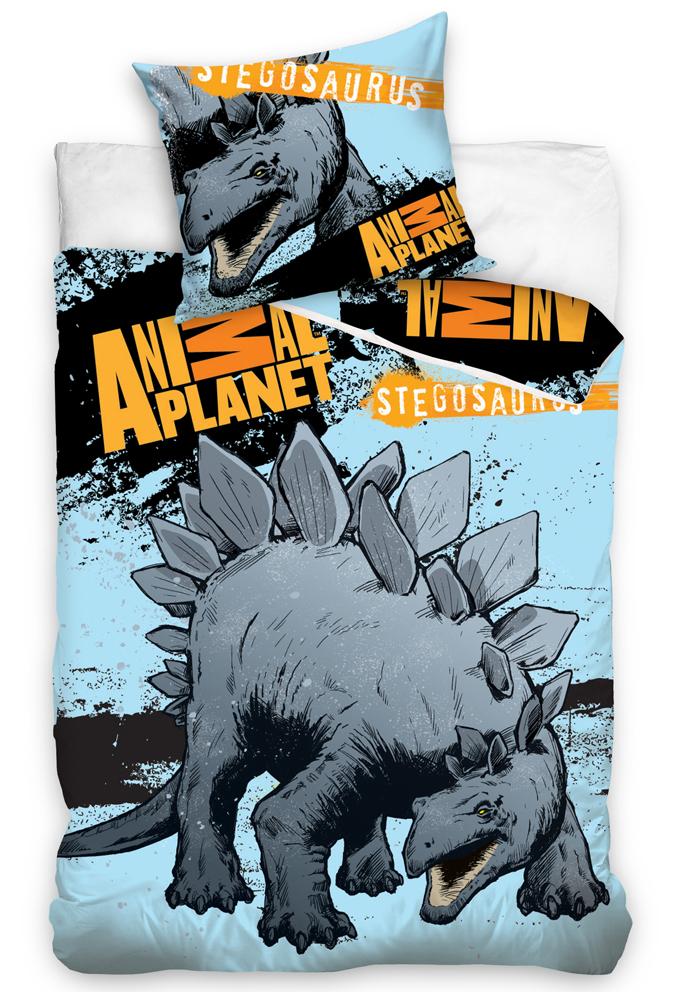 Bavlněné povlečení Animal Planet Stegosaurus