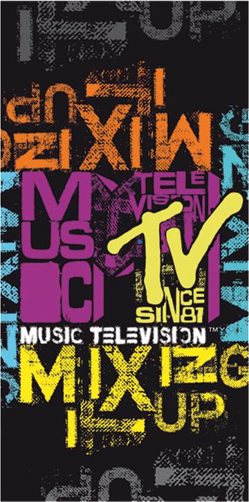 Carbotex Osuška MTV - černá