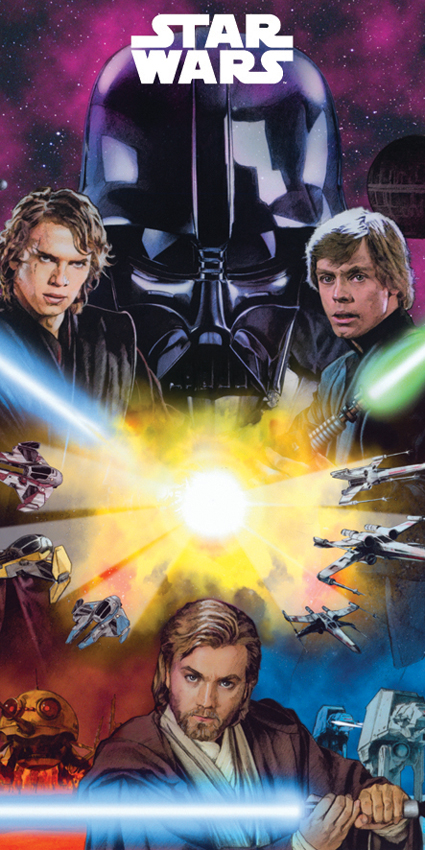 Carbotex Osuška Star Wars