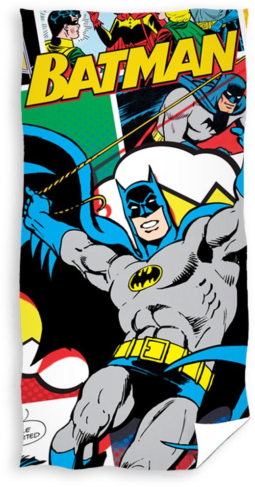 Carbotex Dětská osuška Batman - Komiks