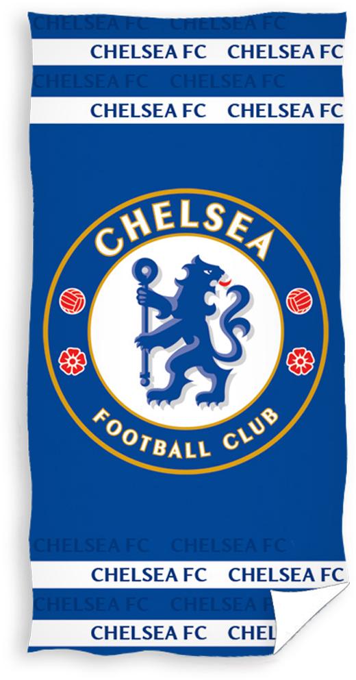 Carbotex Fotbalová osuška FC Chelsea Erb