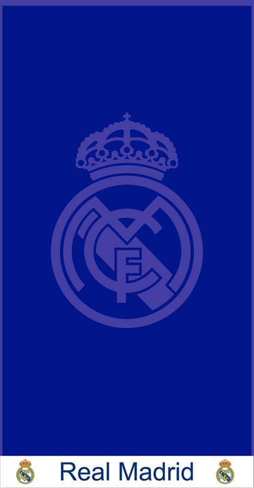 Carbotex Klubová osuška Real Madrid - Modrá