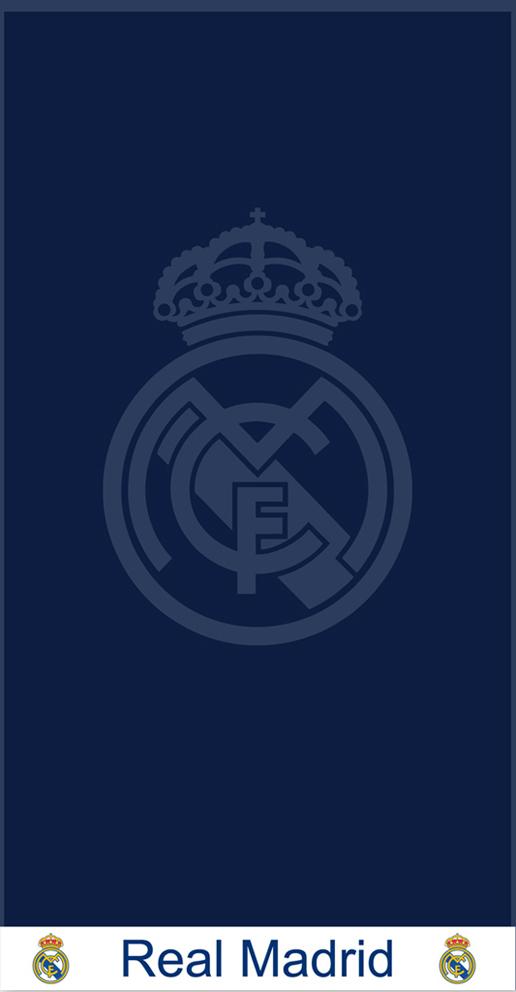Carbotex Klubová osuška Real Madrid - Námořnická modrá