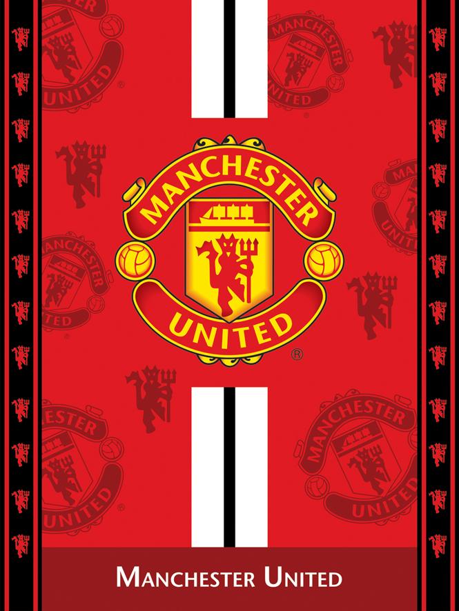 Carbotex Deka z mikrovlákna Manchester United