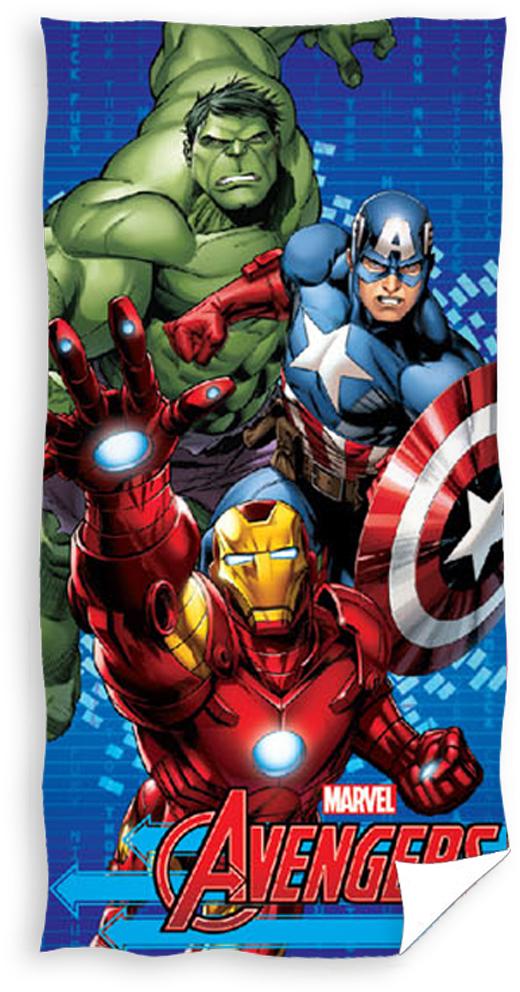 Carbotex Dětská osuška Avengers