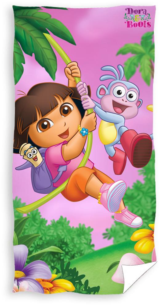 Carbotex Dětská osuška Dora