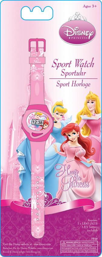 Carbotex Digitální hodinky Princess