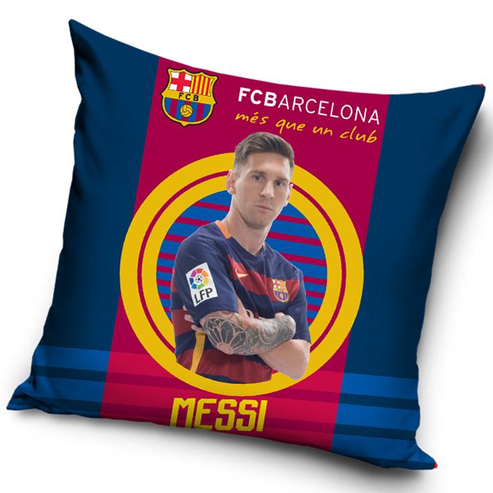 Carbotex Povlak na polštářek FC Barcelona Messi 2016