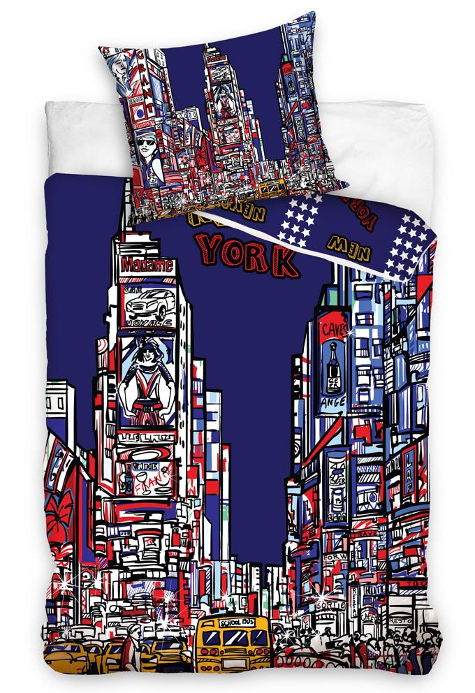 Carbotex Povlečení New York Times Square