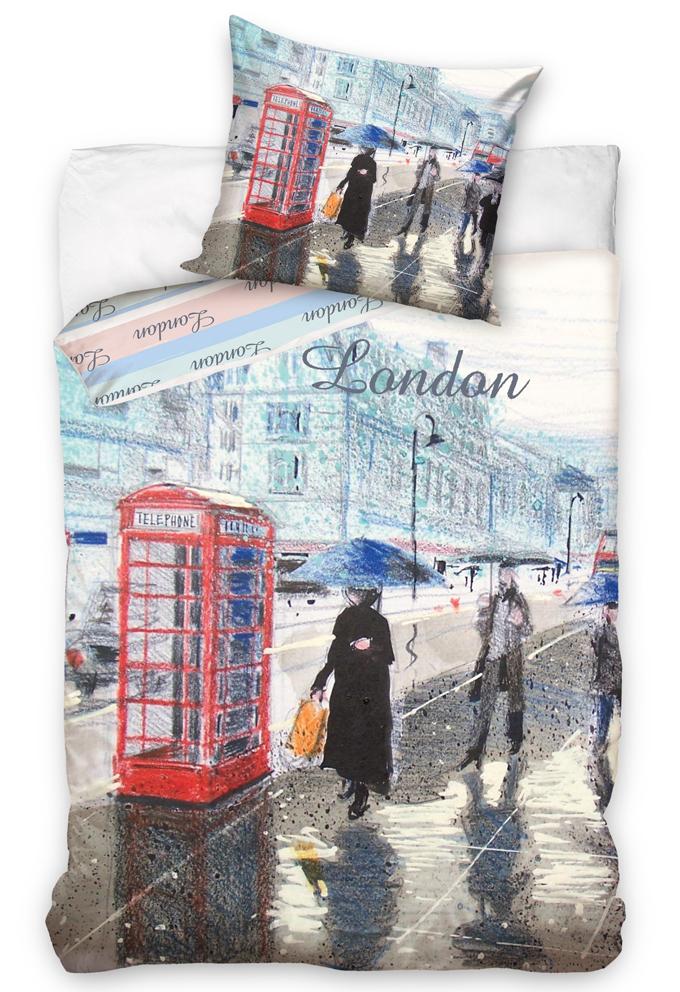 Carbotex Povlečení Londýn - London Street