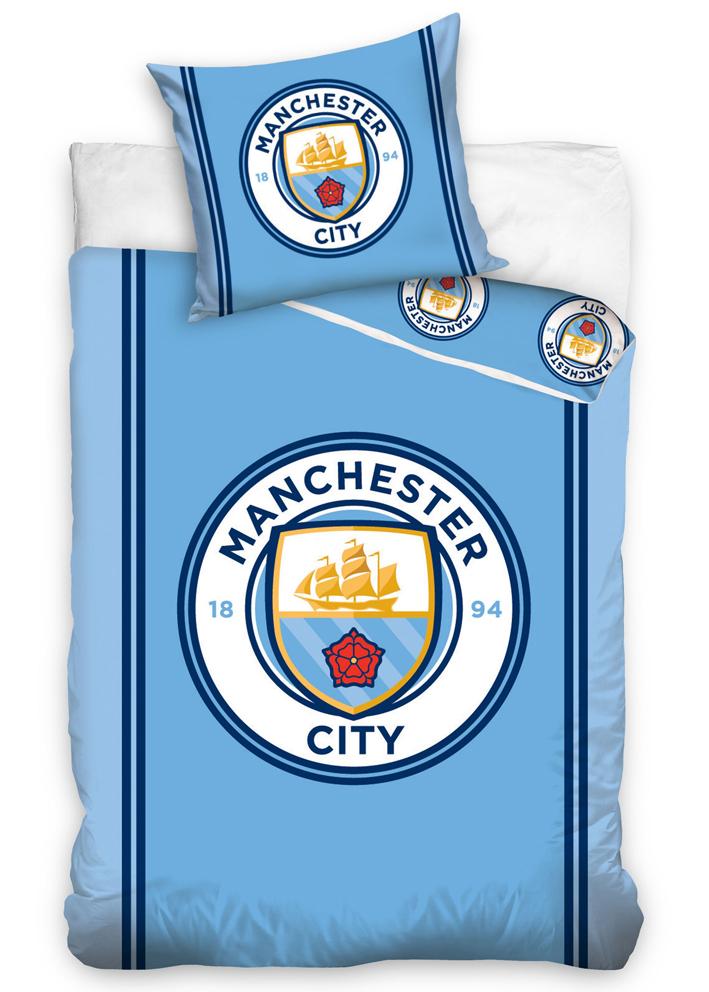 Carbotex Fotbalové povlečení Manchester City