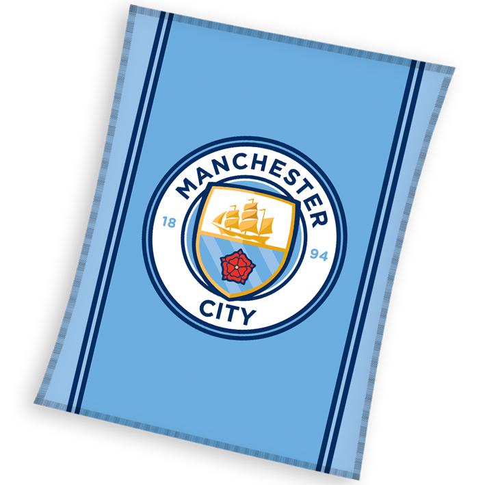 Dětská deka Manchester City