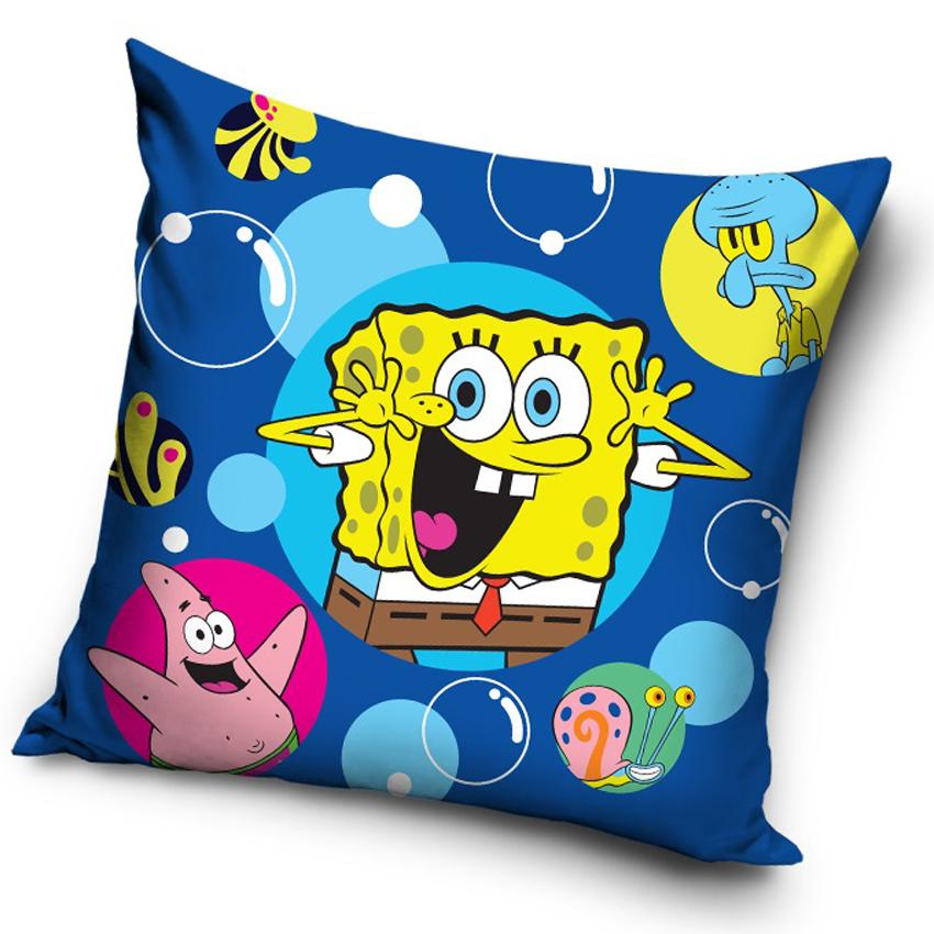 Povlak na polštářek Sponge Bob Happy