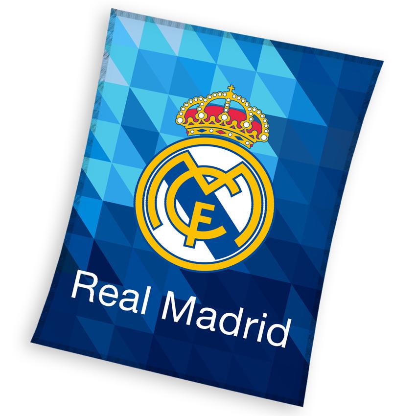 Deka Real Madrid Blue Crystal