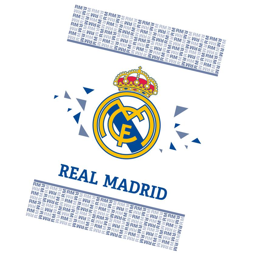 Dětská deka Real Madrid White