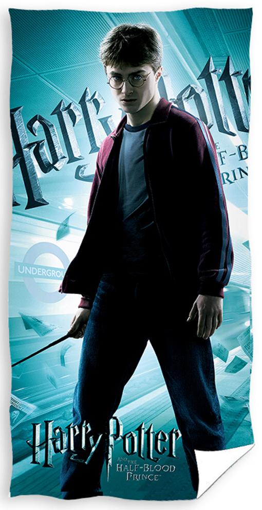 Carbotex 471094 Dětská osuška Harry Potter Princ dvojí krve 70x140 cm
