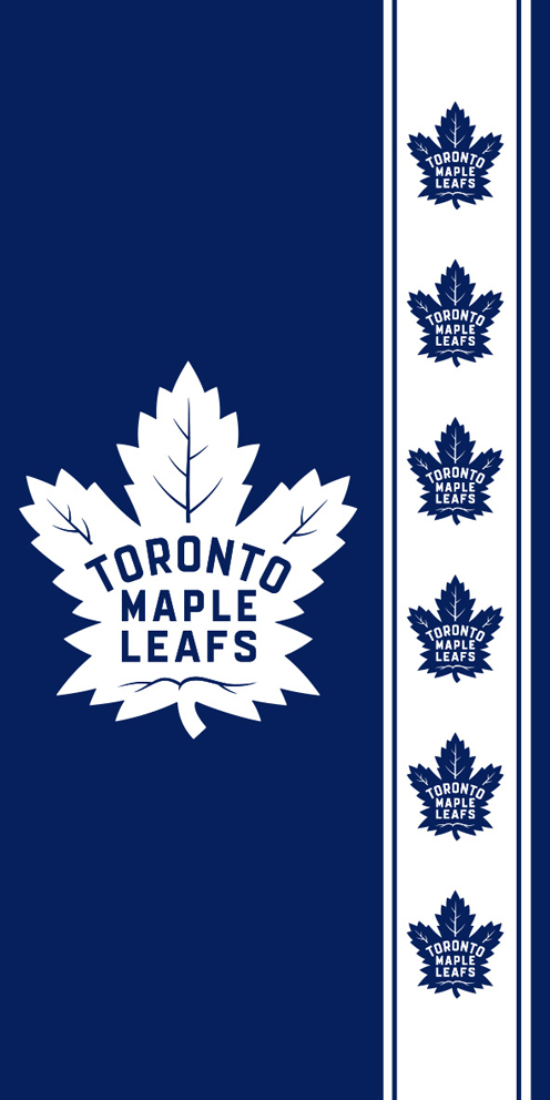 Osuška NHL Toronto Maple Leafs Belt
