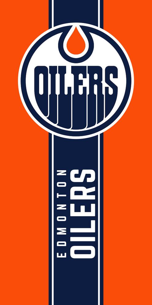 Osuška NHL Edmonton Oilers Belt