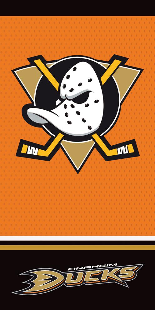 Osuška NHL Anaheim Ducks