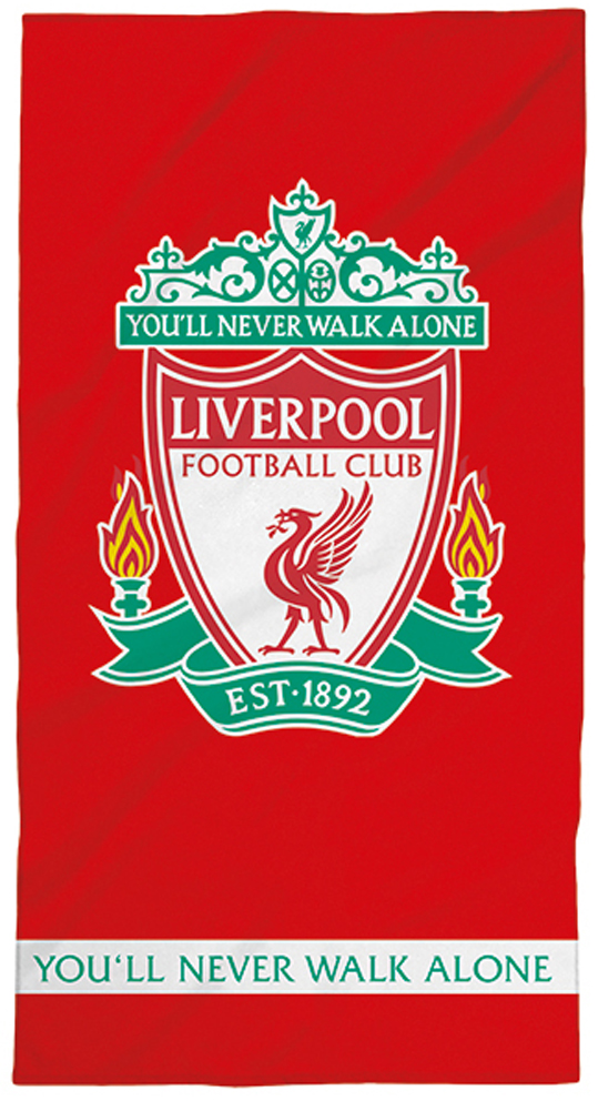 Fotbalová osuška Liverpool FC