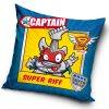 Detska polstarek SuperZings Kapitan Super Riff