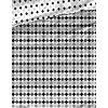 Bavlnene povleceni Raster Sede detail