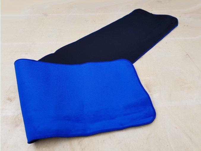 Neoprenový pás 27cm BLUE XL