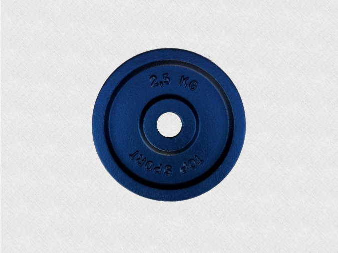 kotouc TOPSPORT 2 5kg 25mm 03