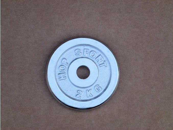 kotouc 2kg HS Cr 25mm 01