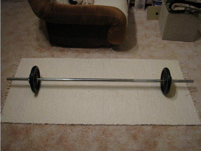 BENCH činka 21kg Z 25mm