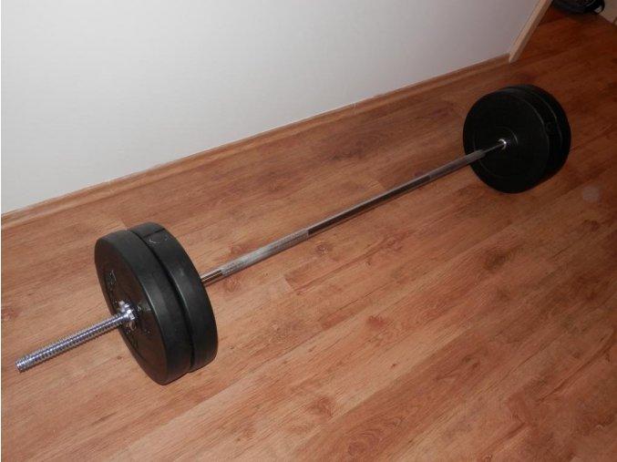 BENCH činka 50kg GU 30mm