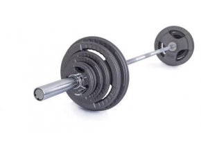 BENCH činka 100kg OLYMPIC