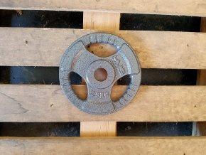 kotouč 2,5kg HAMMER 30mm