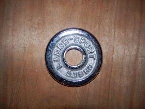 kotouc 0 75kg LB Cr 30mm 001