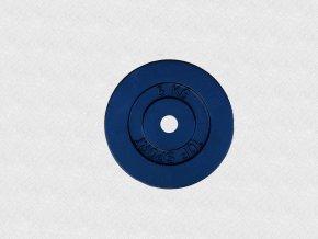 kotouc TOPSPORT 5kg 25mm 03