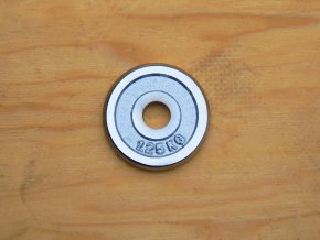 kotouc 1 25kg HS Cr 25mm 01