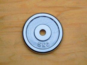 kotouc 5kg HS Cr 25mm 01
