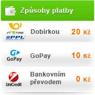 Způsoby platby