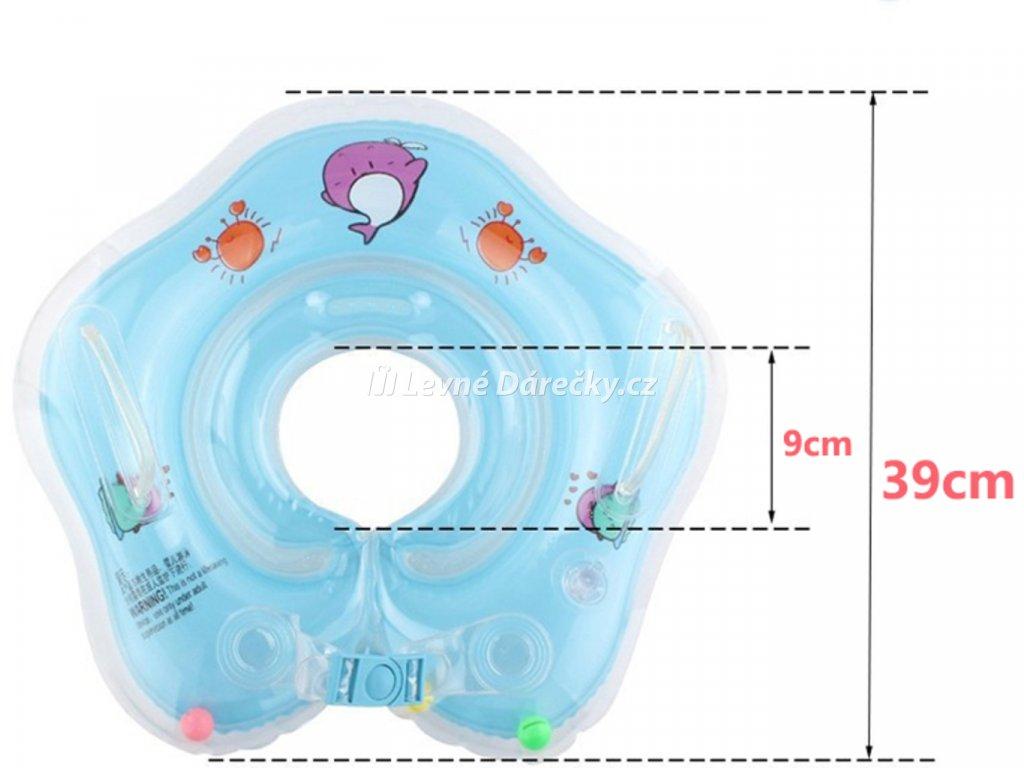 KIK Plavací nákrčník 399 cm