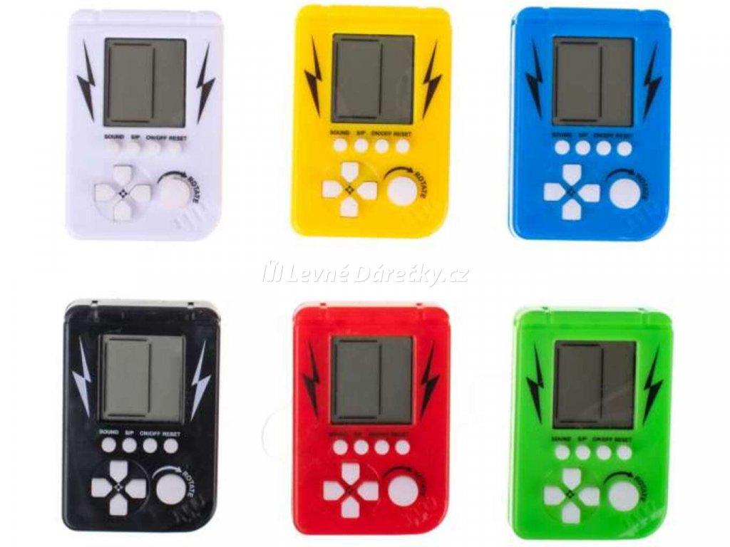 mini tetris na klice 5