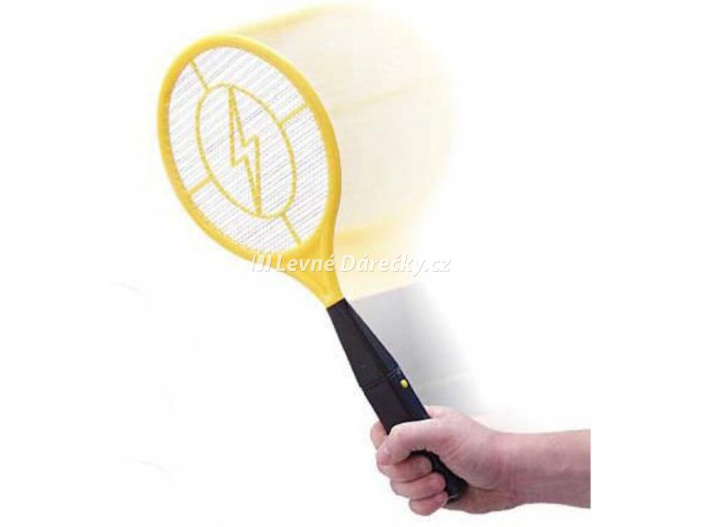 elektricka placacka hmyzi paralyzer 2