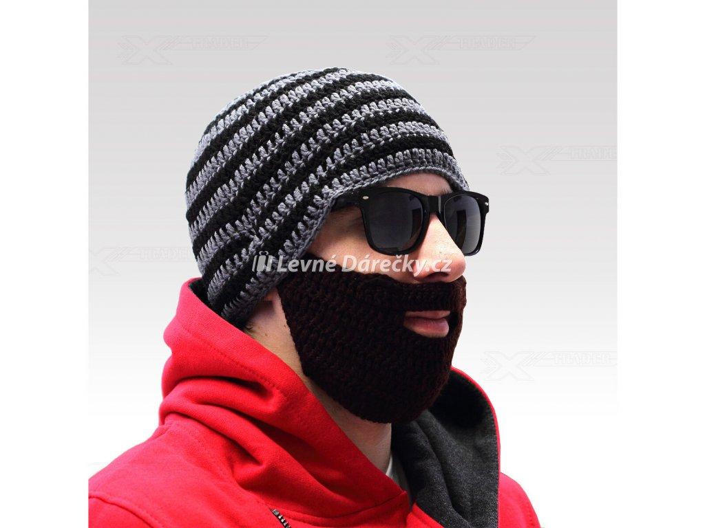 beardo cepice s vousy 1